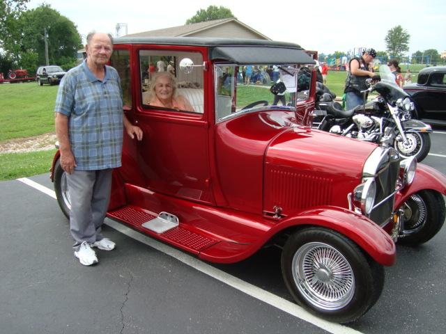 Carl Hayden Car Show